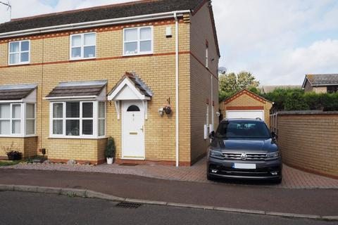 3 bedroom semi-detached house for sale - Dapple Gardens, Whittlesey, PE7