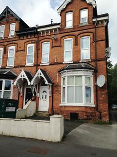 Studio to rent - Gillott Road, Edgbaston, Birmingham B16