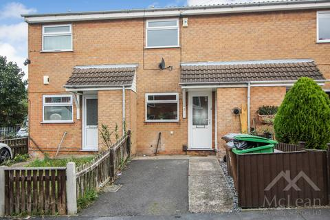 2 bedroom terraced house for sale - Ekowe Street, New Basford, Nottingham NG7