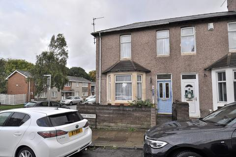 3 bedroom end of terrace house for sale - 38 Gaen Street, Barry, The Vale Of Glamorgan. CF62 6JZ