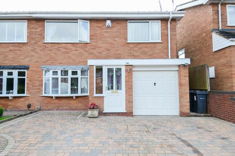 3 bedroom semi-detached house for sale - Alderney Gardens, Kings Norton, Birmingham, B38