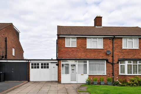 3 bedroom semi-detached house for sale - Redmead Close, Kings Norton, Birmingham, B30