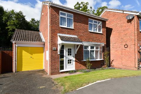 3 bedroom detached house for sale - Cheswick Close, Winyates Green, Redditch, B98