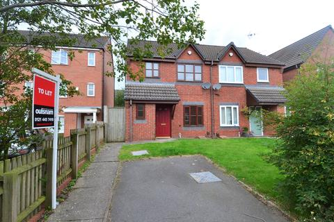 2 bedroom semi-detached house for sale - Sedgebourne Way, Northfield, Birmingham, B31