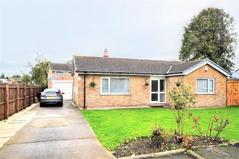 2 bedroom bungalow for sale - Cliffe Close, Brierley, Barnsley, S72 9HH