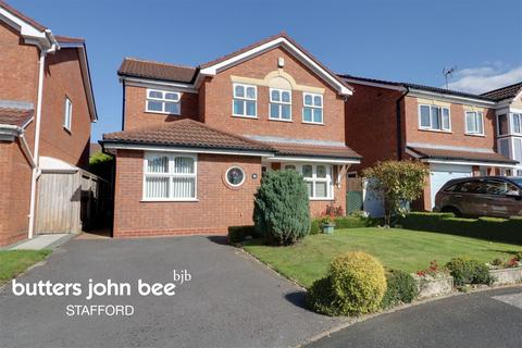 4 bedroom detached house for sale - Searle Avenue, Castlefields, Stafford