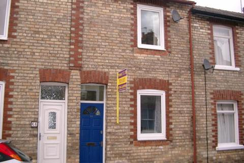 2 bedroom terraced house to rent - SUTHERLAND STREET, SOUTH BANK, YORK, YO23 1HQ