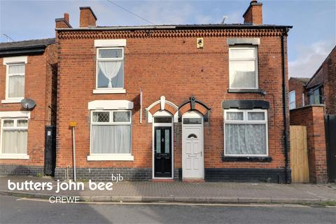 2 bedroom semi-detached house for sale - Bedford Street, Crewe