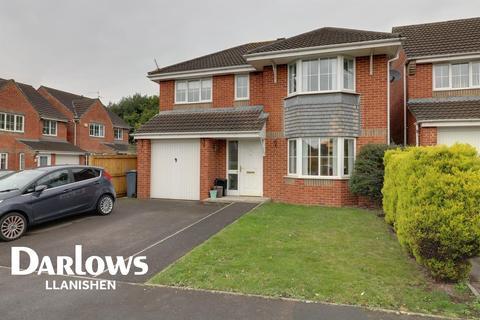 4 bedroom detached house for sale - Capel Ederyn, Pontprennau, Cardiff