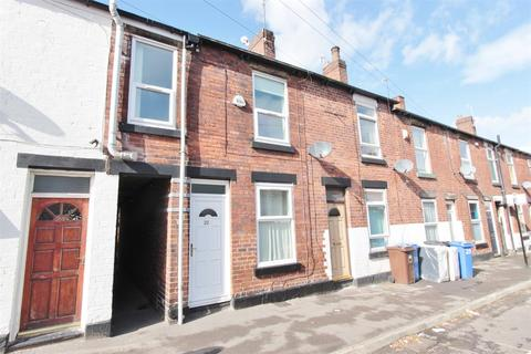 3 bedroom terraced house to rent - Lancing Road, Sheffield, S2 4ES