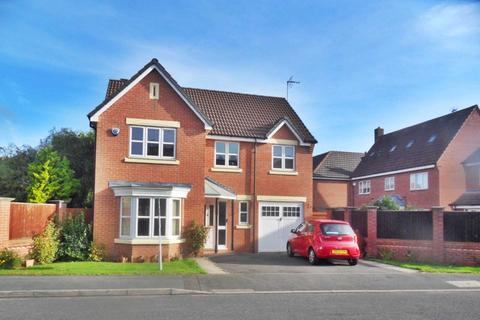 4 bedroom detached house for sale - Nettleton Close, Heatherton