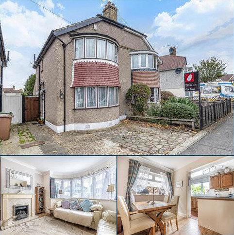 2 bedroom semi-detached house for sale - Brixham Road Welling DA16
