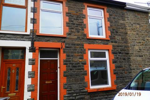 4 bedroom terraced house to rent - Lewis Street, Pentre, Rhondda Cynon Taff. CF41 7JB