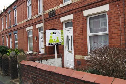 2 bedroom terraced house to rent - Park Street, Wrexham LL11