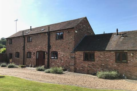 4 bedroom barn conversion to rent - Wolseley Bridge, Stafford, ST17 0XP