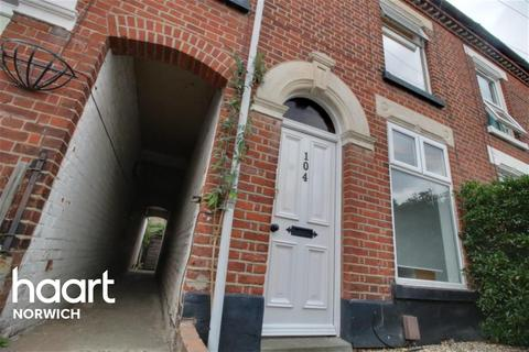 1 bedroom house share to rent - The Golden Triangle, NR2