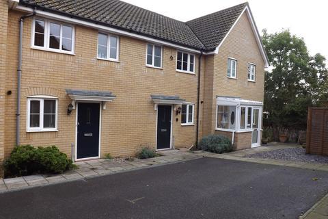 2 bedroom terraced house for sale - Heron Road, Saxmundham