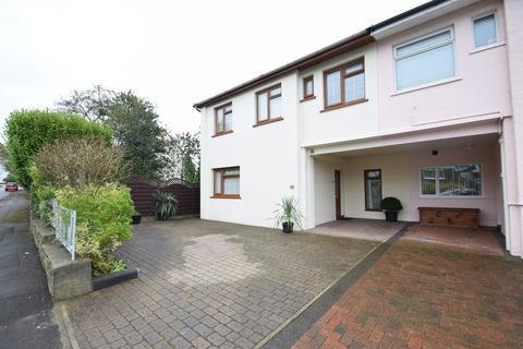 3 bedroom end of terrace house for sale - 69 West Road, Bridgend, Bridgend County Borough, CF31 4HQ