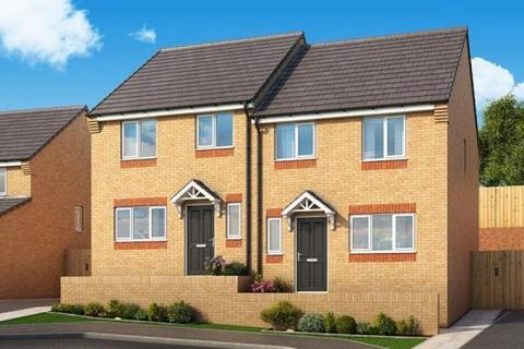 3 bedroom end of terrace house for sale - Plot 42 The Larch, Coppice Heights, Dipton