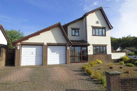 4 bedroom detached house for sale - Steeple Close, West Canford Heath