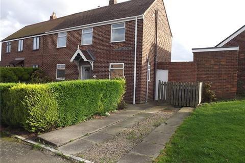 3 bedroom semi-detached house to rent - Quarry Crescent, Bearpark, Durham, DH7