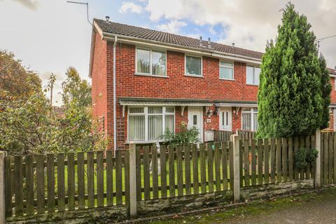 3 bedroom townhouse for sale - Springfield Close, Eckington
