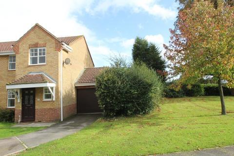 3 bedroom semi-detached house for sale - Farmer Close, Chippenham