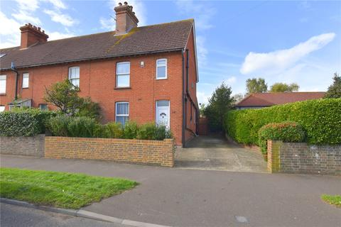 3 bedroom end of terrace house for sale - Grinstead Lane, Lancing, West Sussex, BN15