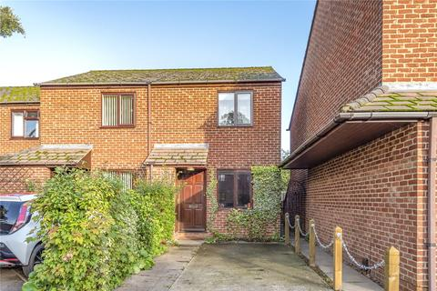 2 bedroom end of terrace house for sale - Webbs Close, Wolvercote, OX2