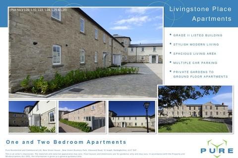 2 bedroom ground floor flat for sale - Upper Denbigh Road, St. Asaph
