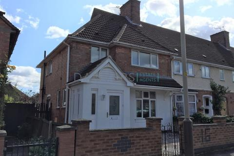 3 bedroom end of terrace house for sale - Reynolds Place, Leicester