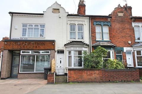 2 bedroom terraced house to rent - Clarendon Park Road, Leicester