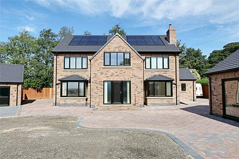 4 bedroom detached house for sale - Stonepit Road, South Cave, Brough, East  Yorkshire, HU15