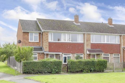 4 bedroom end of terrace house for sale - Booth Way, Little Paxton, St. Neots