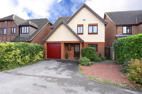 4 bedroom detached house for sale - Gower Park, College Town