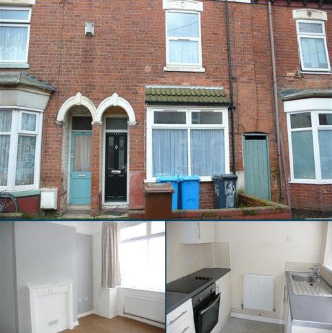 2 bedroom terraced house to rent - Sharp Street, Hull
