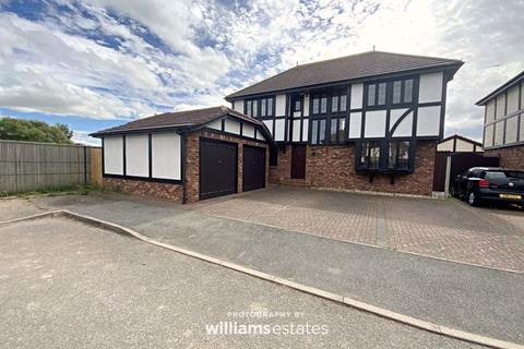 4 bedroom detached house for sale - Parc Tudur, Kinmel Bay