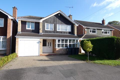 4 bedroom detached house to rent - Perott Drive, Four Oaks