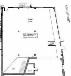 Floorplan: 3 King Street