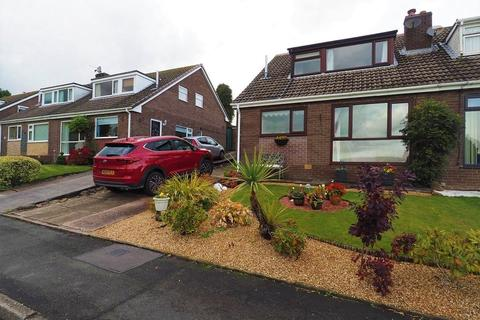 3 bedroom semi-detached house for sale - Combs Close, New Mills, High Peak, Derbyshire, SK22 3ED
