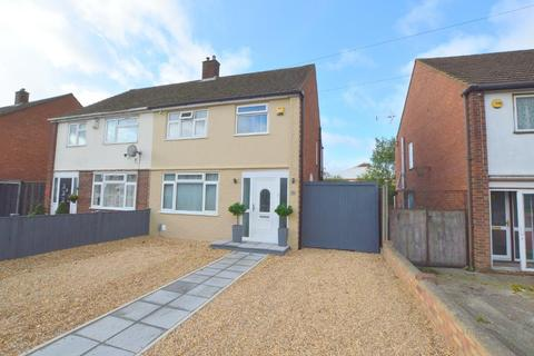 3 bedroom semi-detached house for sale - Hart Lane, Round Green, Luton, Bedfordshire, LU2 0JG