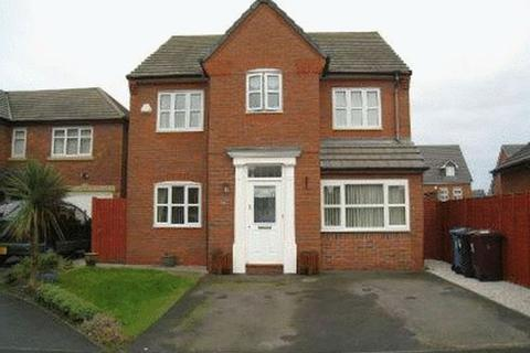 4 bedroom detached house for sale - Beckinsale Close, Halewood Village