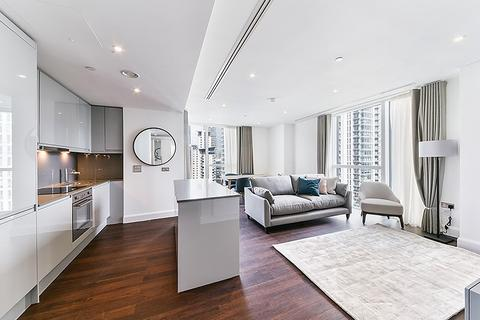 2 bedroom flat to rent - Sirocco Tower, Harbour Way, Nr Canary Wharf, London, E14