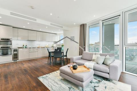 2 bedroom apartment for sale - Gladwin Tower, 50 Wandsworth Road, Nine Elms Point