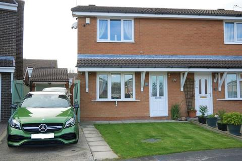 3 bedroom semi-detached house for sale - Aldhun Close, Bishop Auckland