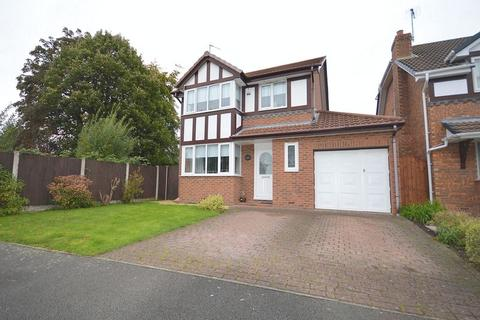 3 bedroom detached house for sale - Kemberton Drive, Widnes