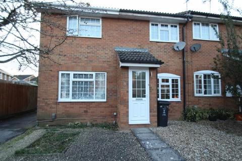 2 bedroom terraced house to rent - Stratone Village