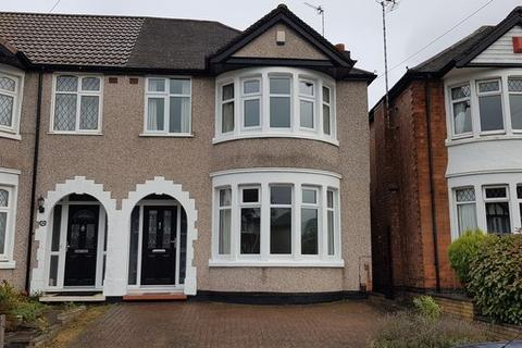 3 bedroom terraced house to rent - Kingsbury Road, Coventry. CV6 1PH