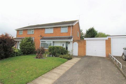 3 bedroom semi-detached house for sale - Grange Close, Acton, Wrexham