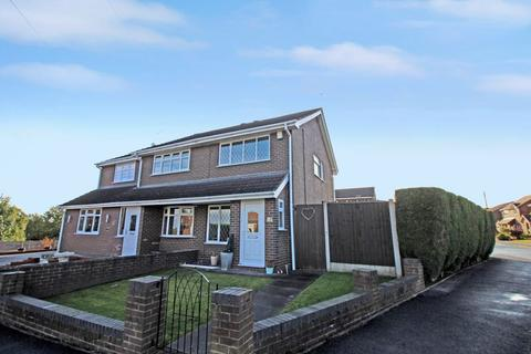 2 bedroom semi-detached house for sale - Avon Close, Kidsgrove, Stoke-On-Trent